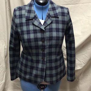 LIKE NEW Pendleton Jacket Size 14 Worn Once